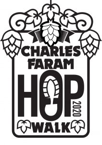 The Charles Faram HopWalk logo for 2020
