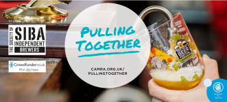 Pulling together header